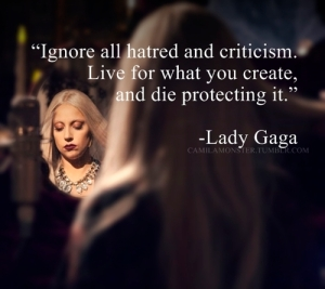 Gaga Hatred