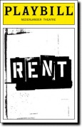 Playbill Rent