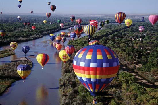 Alb. Balloon Fiesta