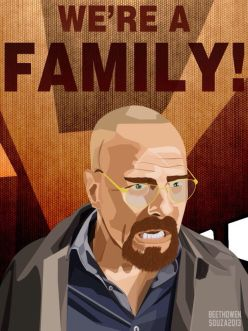 Breaking Bad Family